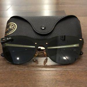 Ray-Ban Blaze Cat Eye Sunglasses